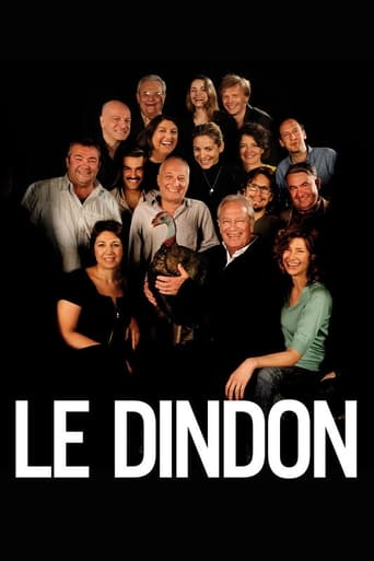 Poster of Le dindon