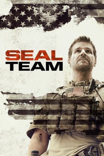 SEAL Team 3ª Temporada - Poster
