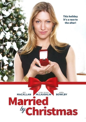 Married by Christmas Movie Poster