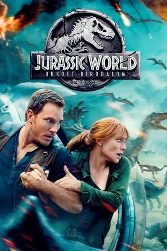 Poster of Jurassic World: Bukott birodalom