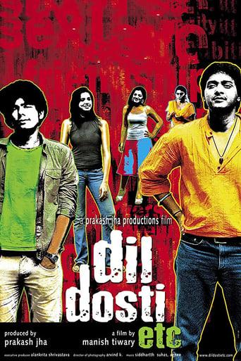 Poster of Dil Dosti Etc