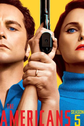 Amerikiečiai / The Americans (2017) 5 Sezonas EN