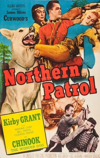 Poster of Northern Patrol
