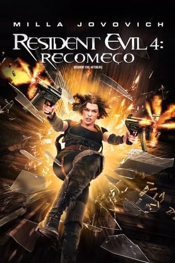 Resident Evil 4: Recomeço - Poster