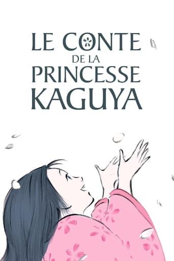 Poster of Le conte de la princesse Kaguya