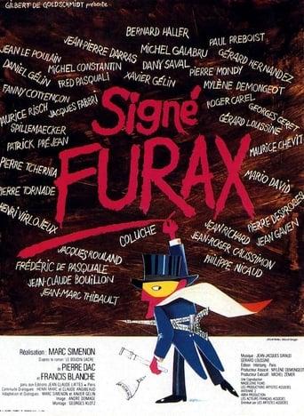 Poster of Signé Furax