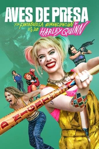 portada Aves de Presa (y la Fantabulosa Emancipación de Harley Quinn)
