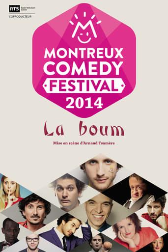 Poster of Montreux Comedy Festival - La Boum