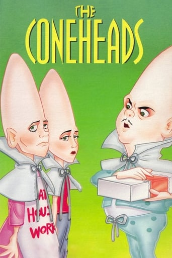 Poster of The Coneheads