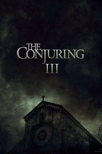 Poster of The Conjuring: The Devil Made Me Do It