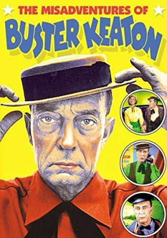 Poster of The Misadventures of Buster Keaton