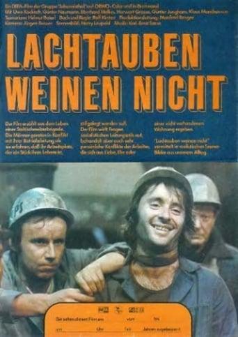 Poster of Lachtauben weinen nicht