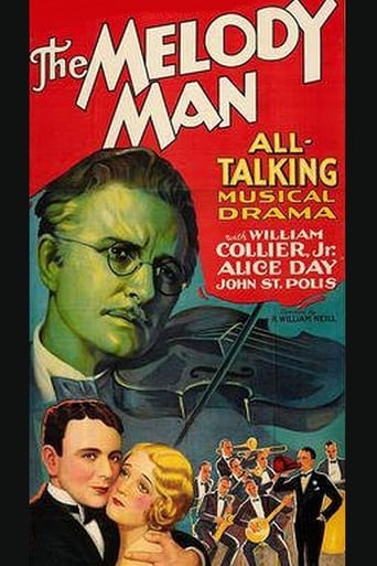 Poster of The Melody Man