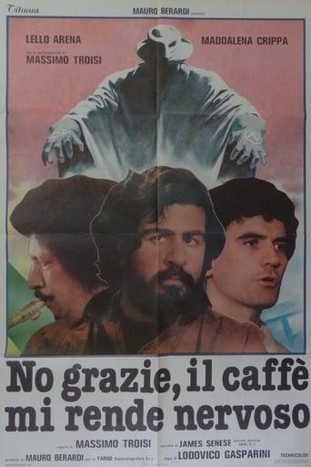 No grazie, il caffe mi rende nervoso - No Thanks, Coffee Makes Me Nervous