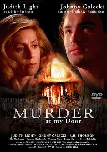 Poster of Murder at My Door