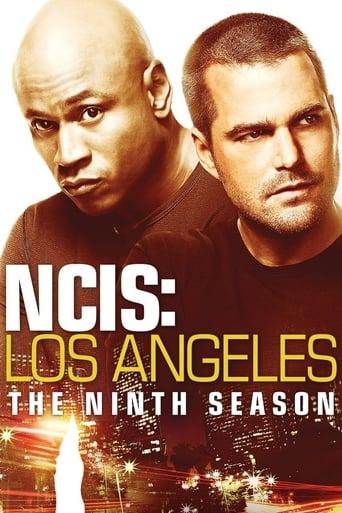 NCIS Los Angeles 9ª Temporada - Poster