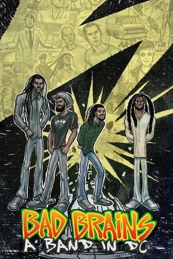 Poster of Bad Brains: A Band in DC