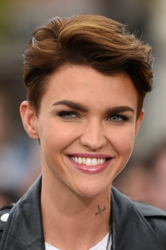Ruby Rose alias Ali
