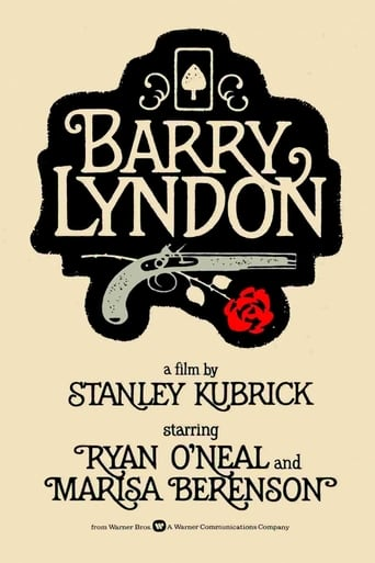 Poster of Barry Lyndon