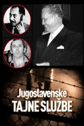 Poster of Yugoslav Secret Services
