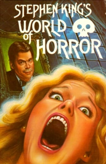 Poster of Stephen King's World of Horror