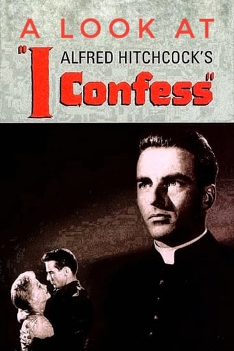 Poster of Hitchcock's Confession: A Look at I Confess