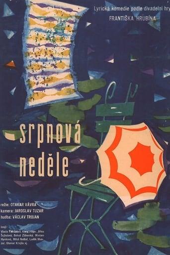 Poster of Srpnová neděle