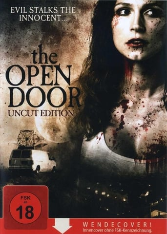 Poster of The Open Door