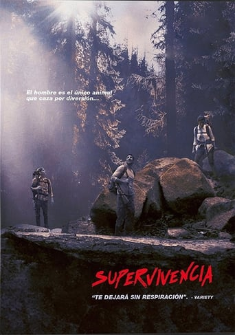 Poster of Supervivencia (Preservation)