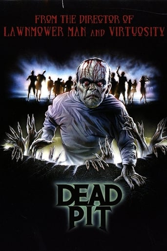 Poster of The Dead Pit