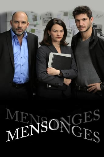 Poster of Mensonges