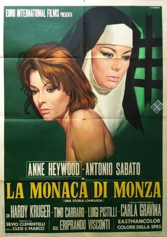 Poster of The Lady of Monza
