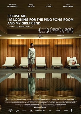 Poster of Excuse Me, I'm Looking for the Ping-pong Room and My Girlfriend