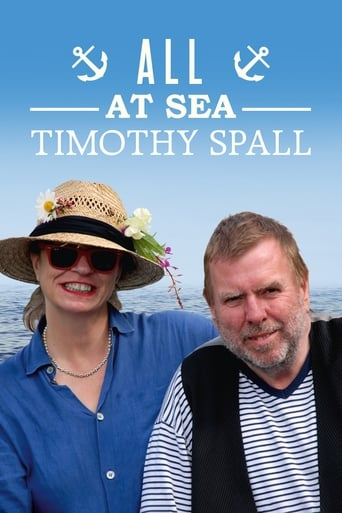 Poster of Timothy Spall: All at Sea