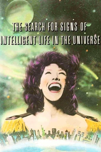 Poster of The Search for Signs of Intelligent Life in the Universe