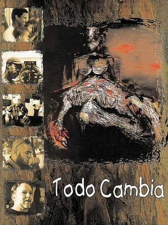 Poster of Todo cambia