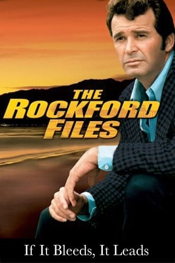 Poster of The Rockford Files: If It Bleeds... It Leads