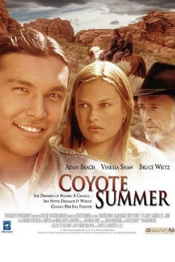 Poster of Coyote Summer