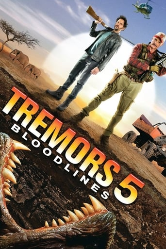 Poster of Tremors 5: Bloodlines