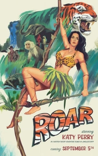 Poster of Katy Perry: Roar