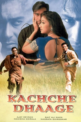 Poster of Kachche Dhaage