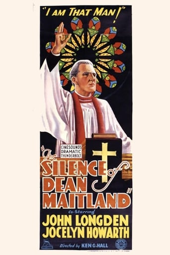 Poster of The Silence of Dean Maitland