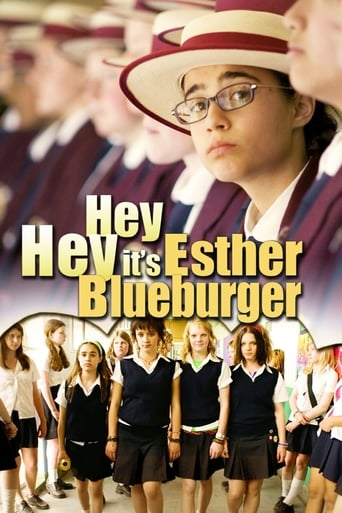 Poster of Hey Hey It's Esther Blueburger