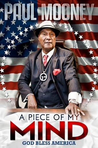 Poster of Paul Mooney: A Piece of My Mind - God Bless America