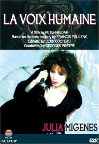 Poster of La voix humaine