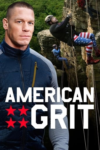 Poster of American Grit
