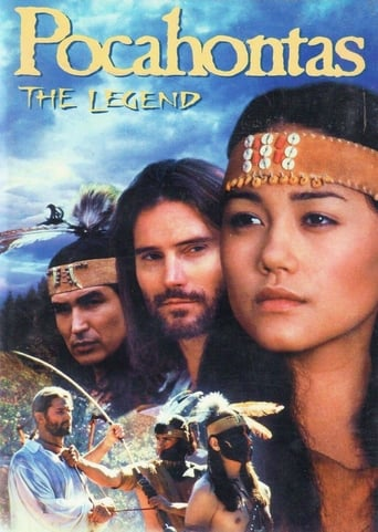 Poster of Pocahontas: The Legend