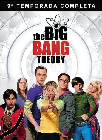 Big Bang A Teoria 9ª Temporada - Poster