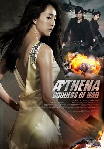 poster of Athena: Goddess of War