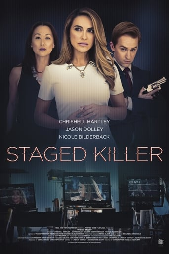 Staged Killer Poster
